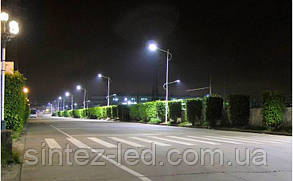 Светодиодный уличный консольный светильник SL52-50 50W 6500K IP65 Екстра Код.59038, фото 2