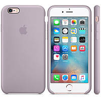 Силиконовый чехол Apple Silicone Case IPHONE 6 Plus (Lavender)