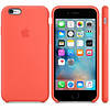 Силиконовый чехол Apple Silicone Case IPHONE 6 Plus (Apricot)