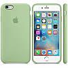Чехол Silicone Case IPHONE 6 Plus (Green)