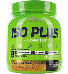 OLIMP Изотоник Iso Plus + L-Carnitine (700 g )