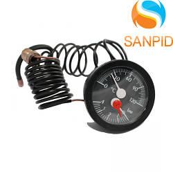 Термоманометр для котлов Viadrus
