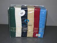 Набор полотенец 6 шт. Two Dolphins Cotton 70x140см, TwoDolphinsCotton70x140