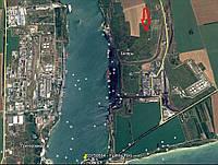 Земельный участок возле порта Южный