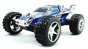 Машинка микро р/у 1:32 WL Toys Speed Racing скоростная (синий)