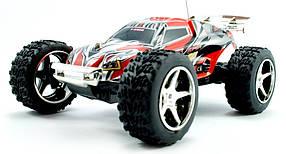 Машинка микро р/у 1:32 WL Toys Speed Racing скоростная (красный)