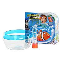 Водоплавающая игрушка рыбка в аквариуме JH 6603