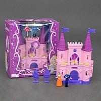 Замок SG 2915 В (36/2) музыка, свет, на батарейке, в коробке(и7)