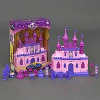 Замок SG 2945 (36) музыка, свет, на батарейке, в коробке(и7)