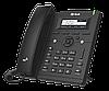 IP-телефон Htek UC902, 2 SIP аккаунта, черно-белый экран 132x48 пикселей, HD Voice, блок питания
