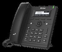 IP-телефон Htek UC902P, 2 SIP аккаунта, черно-белый экран 132x48 пикселей, HD Voice, POE