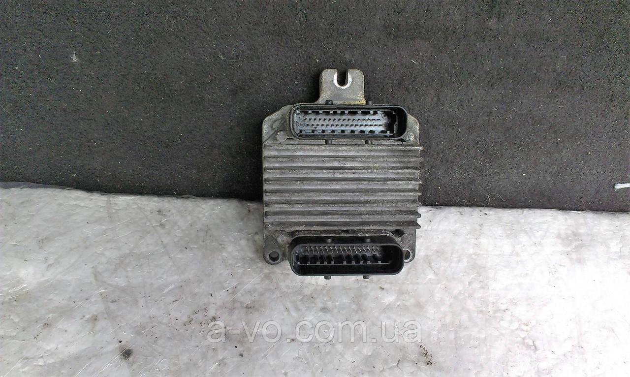 Блок управления двигателем БУД ЭБУ Opel Astra G 1.6 09355929 DBKL DK Delco