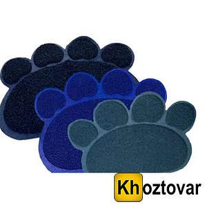 Килимок для вихованця Paw Print Litter Mat