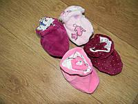 Носочки детские, велюр (топики)