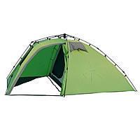 Палатка полуавт. 1-х мест. 2-шаров. Norfin IDE  3000мм / FG / 245Х152х137см / NF