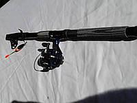 Комплект универсальный Спиннинг  GW Kalipso 3,6 m + Катушка Globe CT 200 3bb + поплавок, фото 1