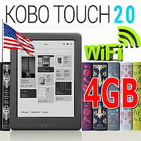 Оригинальная Электронная книга Kobo touch 2.0 4GB wifi- ENGLISH