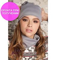 """Набор """"Шапка и шарф"""": Новинка, фото 1"""