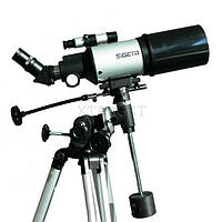 Телескоп SIGETA Libra 80/400 EQ1
