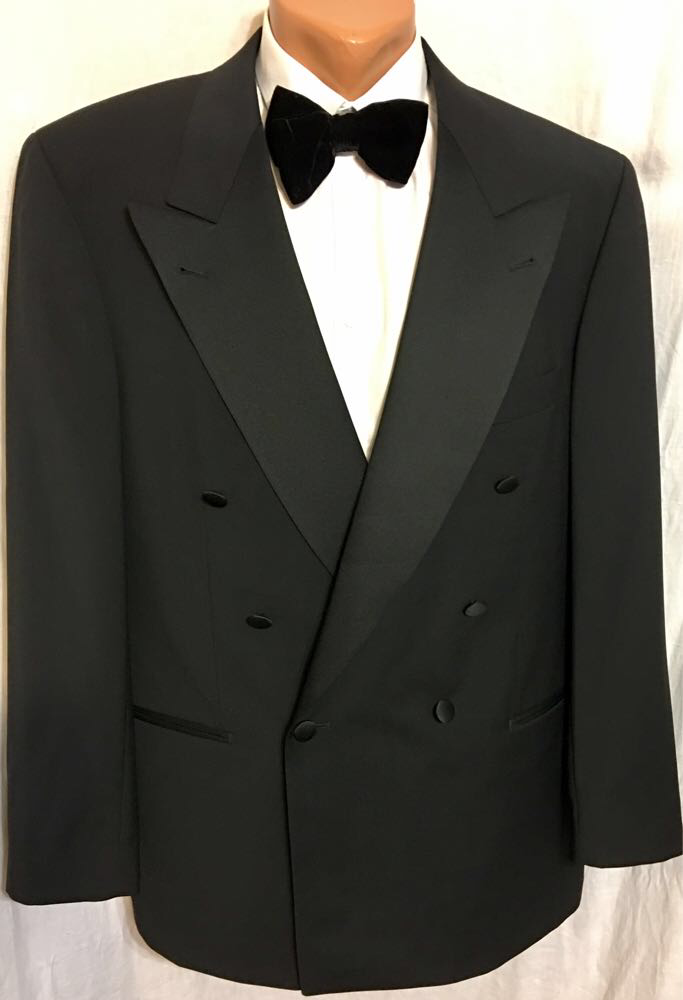Пиджак смокинг двубортный Canda (50)