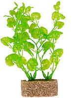 Растение пласт для аквариума 18см  ЮНИЗОО 281618