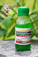 Раундап Monsanto от бурьяна 100 мл