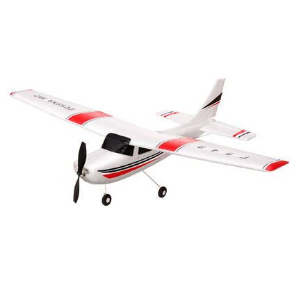 Самолёт 3-к р/у 2.4GHz WL Toys F949 Cessna, фото 2