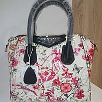 Кожаная сумка Givenchy лак