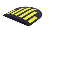 «Лежачий поліцейський 650»  боковий елемент