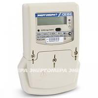 Электросчетчик однофазный многотарифный электронный Энергомера СЕ102 U S6 145AV 5-60A