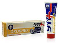 911 Окопник гель-бальзам при болях в суставах и мышцах, 100мл