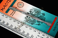Лопатка (шабер) для маникюра Мастер М 174, 10 см, 1 штука, фото 1