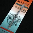 Лопатка (шабер) для манікюру Майстер М 174, 14 см, 1 штука, фото 2