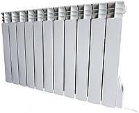 Электрорадиатор Эра 11 секций - отопление 22 кв.м