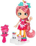 Кукла SHOPKINS SHOPPIES серии Фантазия КЛУБНИЧКАс аксессуарами (56405)