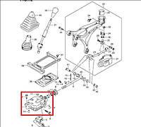 Механизм выбора передач Suzuki Grand Vitara 2006 2.0 MT, 25121-76J00