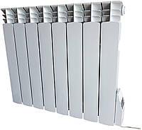 Электрорадиатор Эра 8 секций - отопление 16 кв.м