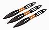 Набор метательных ножей 3 шт 13719