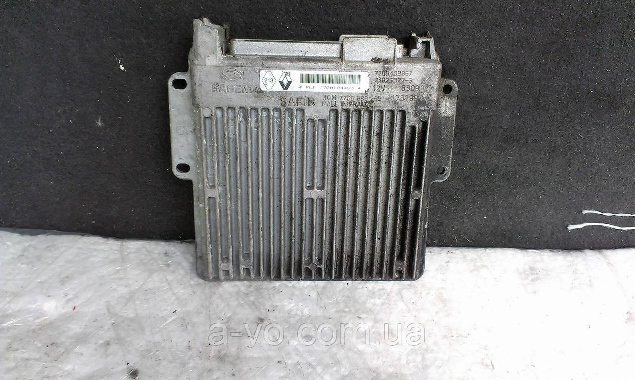 Блок управления двигателем Renault Clio Twingo 7700103967 21625022-3 7700868295 7700104483