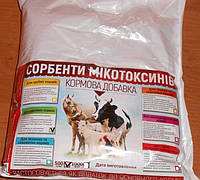 СОРБЕНТ МИКОТОКСИНОВ для зерновых кормов 0,5 кг УКРВЕТБИОФАРМ