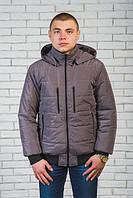 Куртка мужская демисезонная лиловая (44-60)