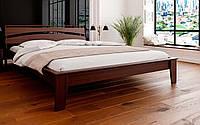 Кровать из натурального дерева Венеция