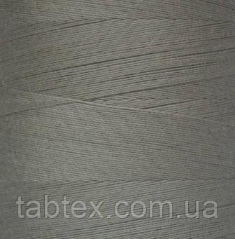 Швейная нитка №50(20/2)№А744(4000Y) серый китай