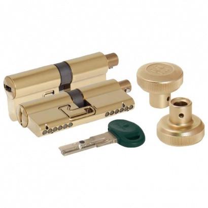 Цилиндр MOTTURA C28F515101RLC5 Ключ/поворотник,
