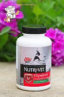 Витамины Нутри-Вет для собак связки и суставы Екстра (2-й уровень) жевательн. табл. 75шт., Nutri-vet /24743