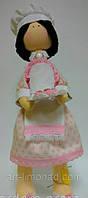 Детская интерьерная кукла Снежка Повариха, фото 1
