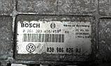 Блок управления двигателем БУД ЭБУ Volkswagen Polo Golf 1.0 030906026AJ 0261203456 0261203457 17611368, фото 5