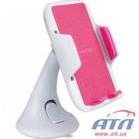 Автомобильный держатель для смартфона Mount Pink (005423)