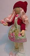 Детская Интерьерная Кукла Снежка Весна, фото 1