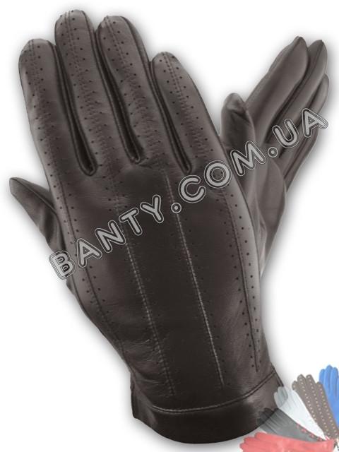 Перчатки мужские без подкладки модель 108